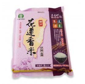 土地之歌花蓮香米1.8kg/包