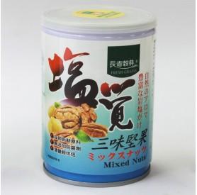 長青穀典塩覺三味堅果80g/罐