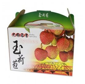旗山玉荷包(帶枝)3kg/盒
