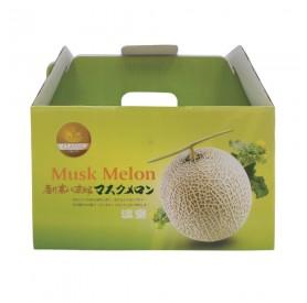 屏東哈密瓜2.4kg(2顆)/盒