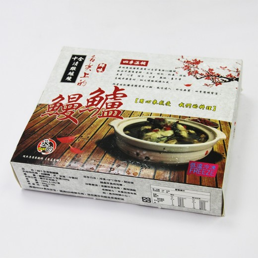 丞昀十全清燉鰻魚湯1300g/包