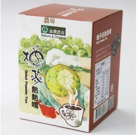 蔴鑽農坊柚子蔘熱熱喝3.5g*10入/盒