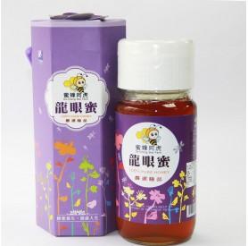 蜜蜂阿虎龍眼蜜 (700g/瓶)