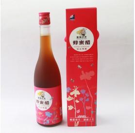 蜜蜂阿虎極品蜂蜜醋600ml/瓶