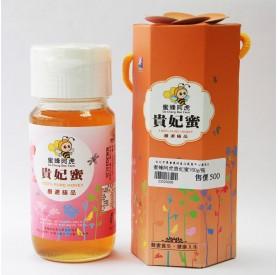 蜜蜂阿虎貴妃蜜700g/瓶