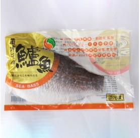 菌沛尖吻鱸魚排250g/包