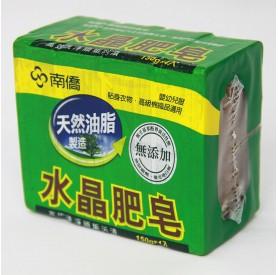 南僑水晶肥皂4入  150 公克 x4塊