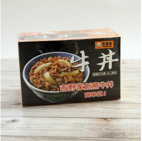 吉野家牛丼110g*5入/盒