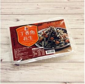 名廚美饌丁香魚花生150g/盒