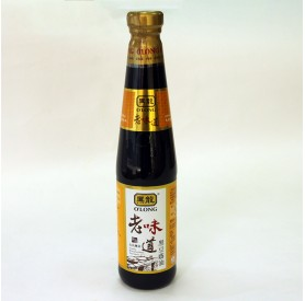 黑龍老味道黑豆蔭油400ml/瓶