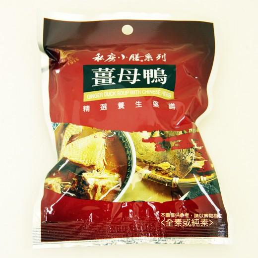 飛馬薑母鴨調理包60g/包