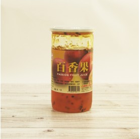 台農天然百香果濃縮果粒 (850g/瓶)