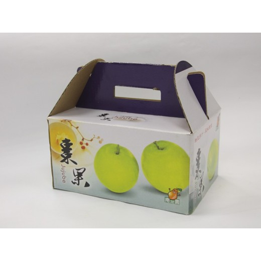 南化區農會南芝園棗果3kg/盒(150g↑/顆)