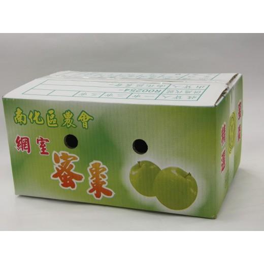 南化區農會蜜棗6kg/盒(110g↑/顆)