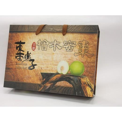 棗樂子精緻檜木蜜棗12顆/盒(150g↑/顆)