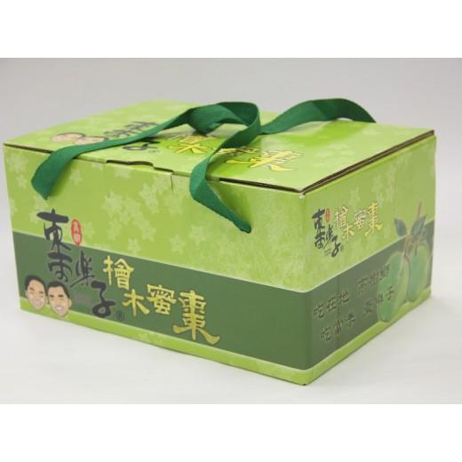 棗樂子手提蜜棗3kg/盒(110g↑/顆)