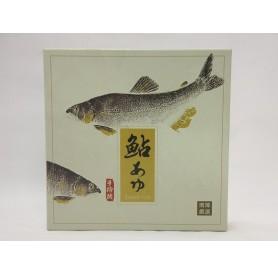 南璋德島母香魚1kg(7尾)/盒
