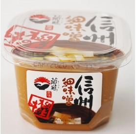 菊鶴信州味噌(細) 500g/盒