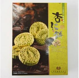 皇族綠茶杏仁餅300g/盒