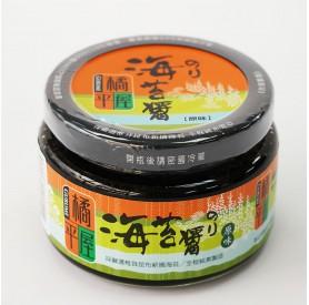 橘平屋原味海苔醬150g/罐