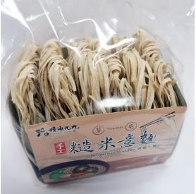 糧源九九手工糙米意麵300g/包