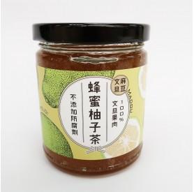 麻豆農會蜂蜜柚子茶300g/罐