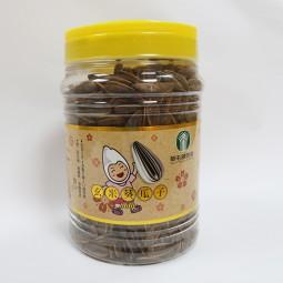 糧源九九玄米葵瓜子660g/桶