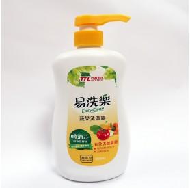 台酒生技易洗樂洗潔露 (650ml/瓶)
