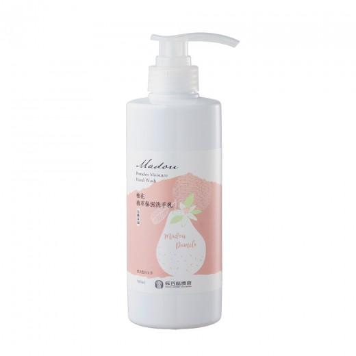 柚花植萃保濕洗手乳500ml/瓶