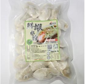 蝦覓世界高麗菜蝦仁水餃480g/包