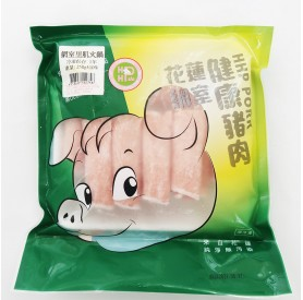 花蓮里肌火鍋肉片250g/盒