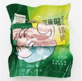 花蓮五花肉條300g/包