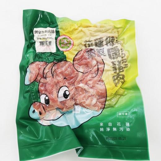 花蓮低脂肉絲300g/包