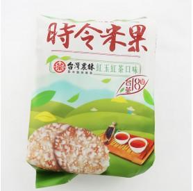 紅玉紅茶時令米果140g/包