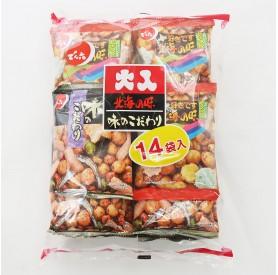 日本點六綜合豆果子341g/包