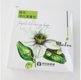 麻豆區農會柚花潔膚皂 (100g/塊)