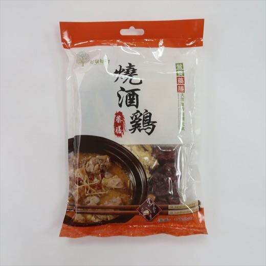好康好物燒酒雞藥膳包150g/包