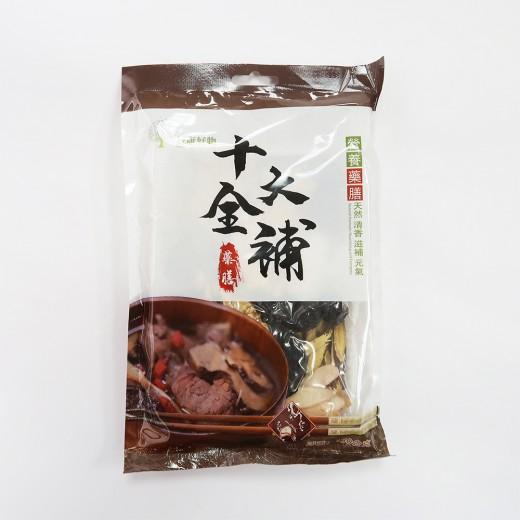 好康好物十全大補藥膳包150g/包
