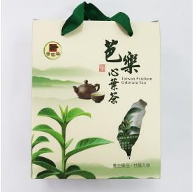 香芭樂心葉茶原片經濟包200g/盒