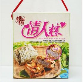 丞昀芋泥鰻滿荷香粽230g*5入/盒