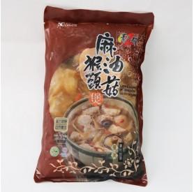 全廣麻油猴頭菇煲湯800g/包