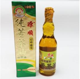 源順100%初榨優等純苦茶油 (570ml/瓶)