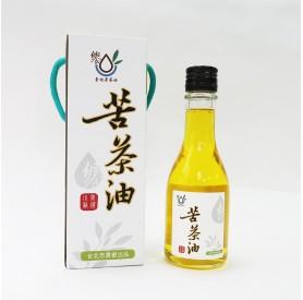 臺北苦茶油180ml/瓶