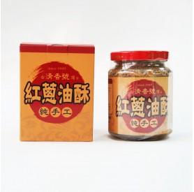 清香號紅蔥油酥240g/瓶
