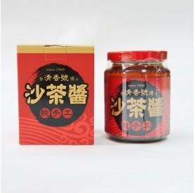 清香號純手工沙茶醬240g/瓶