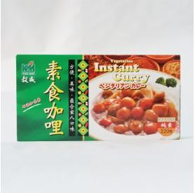 穀盛素食咖哩(全素)200g/盒