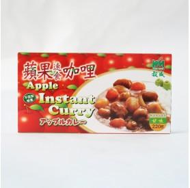 穀盛蘋果咖哩(甘味)220g/盒
