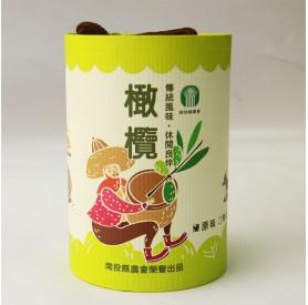 南投縣農會橄欖 (270g/罐)