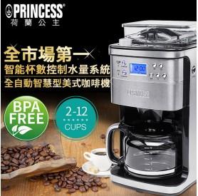荷蘭公主全自動美式咖啡機 TPRHA249406
