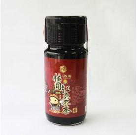 中寮鄉農會黑糖桂圓紅棗茶700g/瓶